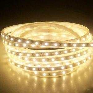 High Brightness 20-22lm/LED 60LEDs/M 5050 Flexible LED Strip (G-SMD5050-60-12V-2022) pictures & photos