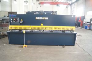 Hydraulic Shearing Machine (QC12Y 25X4000) pictures & photos