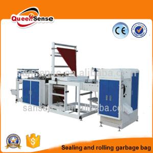 Garbage Bag Making Machine Price Trash Bag Sealing Machine pictures & photos