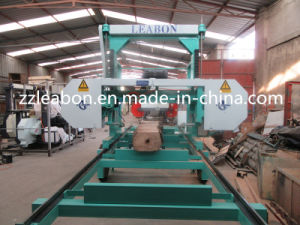 Wood Timber Cut Electric Horizontal Bandsaw Sawmill for Sale pictures & photos