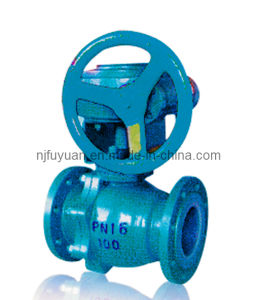 China Made High-Quality PFA Lined Ball Valve pictures & photos