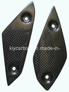 Carbon Fiber Motorcycle Heel Guards for YAMAHA FZ1/Fazer pictures & photos