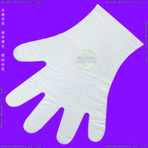 Disposable Surgical Plastic Gloves pictures & photos
