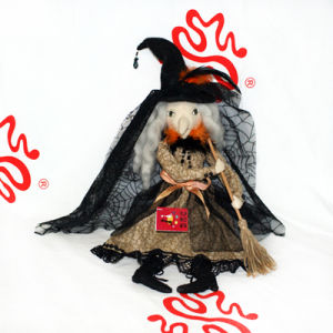 Terrifying Plush Doll Halloween Toy pictures & photos