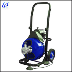 Sink Drum Drain Cleaning Machine (MD50) pictures & photos