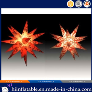 2015 Newest Brand LED Lighting Party, Event Ceiling Decoration Inflatable Star 018 pictures & photos