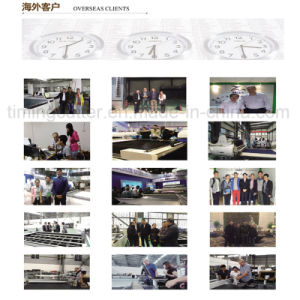 Multi Layers Fabric Cutting Machine for Car Interior Industry pictures & photos