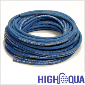 1sn Hydraulic Washing Hose pictures & photos