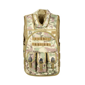 Military Camouflage Combat Fashion Army Tactical Vest Military Army Vest pictures & photos