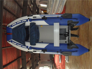 CE Certificated PVC Inflatable Boat