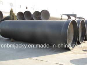 Ductile Iron Pipe Dn1800 T-Type/Self-Restrained K8/K9/K12 pictures & photos