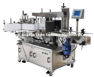 Automatic Multifunctional Labeling Machine for Sides/Round Labeling pictures & photos