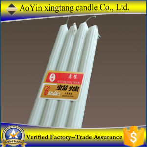 450gr White Fluted Candle to Johannesburg +8613126126515 pictures & photos