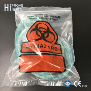 Ht-0724 Hiprove Brand Biohazard Specimen Bag pictures & photos