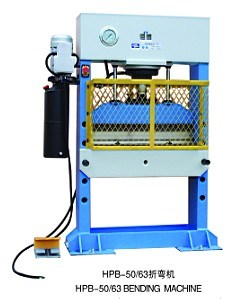 Hot-Selling Bendng Machine (HPB-50/HPB-63) pictures & photos