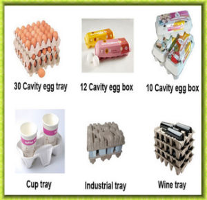 Full Automatic Egg Tray Machine pictures & photos