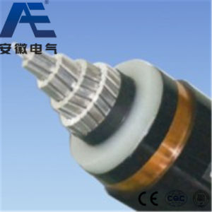 Al/XLPE/Cts/PVC/Awa/PVC, Power Cable, 3.6/6 (7.2) Kv, 1/C (IEC 60502-2)