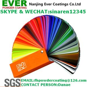 White Ral9016 Powder Coating Electrostatic Spray pictures & photos