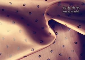 Polyester/Rayon Jacquard Fabric pictures & photos