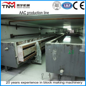 Hot Sale AAC Brick Making Machine Line (AAC block making machine plant) pictures & photos