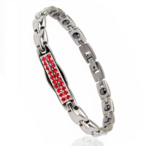 4in1 Energy Elements Stainless Steel Man Fashion Bracelet pictures & photos