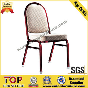 Hotel Nice Painting Stackable Metal Banquet Chair pictures & photos