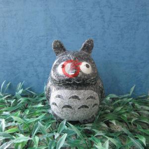 Stone Totoro Sculpture