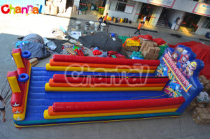 Inflatable Bungee Sports Games Inflatable Bungee Run (Chsp293) pictures & photos