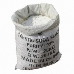 Naoh, Caustic Soda Flakes, Pearls, Solid 99%Min Factory pictures & photos