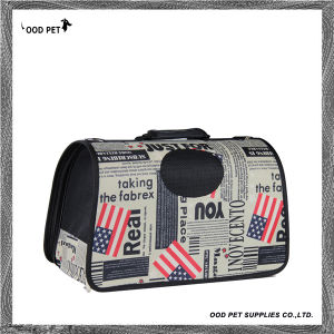 Us Style Dog Carrier Bag pictures & photos
