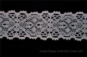 Cheap Cotton Lace for Home Textile pictures & photos