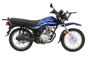 125cc Brazil Hot Sale Dirt Bike