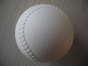Realistic-Seam Baseballs