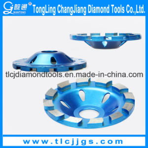 Hot Sell Diamond Grinding Discs Cup Wheels pictures & photos