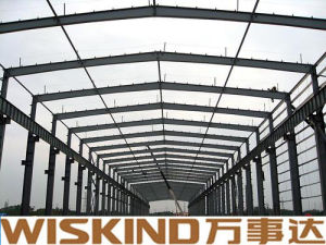 Prefabricated Light Steel Structure Warehous with High Quality pictures & photos
