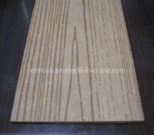 High Quality Wood Plastic Composite Plank for Decoration Material (130*5) pictures & photos