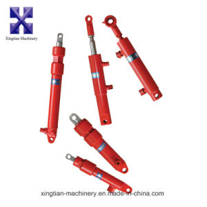 Double Acting Chromed Piston Rod Hydraulic Cylinder for The Tractor pictures & photos