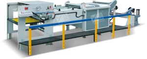 Cross Cutting Machine (QFJ1100-1600) , Paper Sheet Cutter pictures & photos