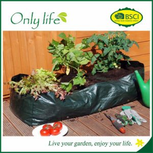 Onlylife Garden PE Fabric Reusable Vegetable and Fruit Grow Bag pictures & photos