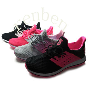 New Hot Arriving Popular Women′s Sneaker Shoes pictures & photos