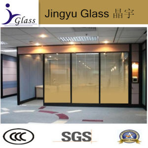 5+5mm Top Quality Color Changed Decorative Glass with CE SGS pictures & photos