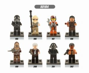 Legos Star Wars Toys Action Figures (X0132) pictures & photos