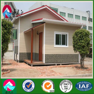 Low Cost 3 Bedroom Small Prefab Houses pictures & photos