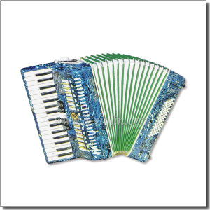 34 Key 72 Bass Piano Accordion (K3472) pictures & photos