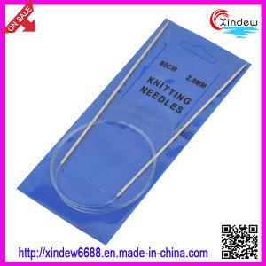80cm Circular Aluminum Knitting Needles (XDAC-001) pictures & photos