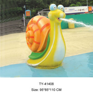 Snail Fiberglass Water Park (TY-41408) pictures & photos