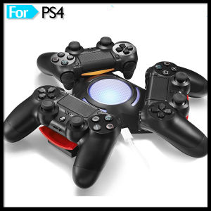 Dock Station for PS4 Games Console Wireless Controller Gamepad