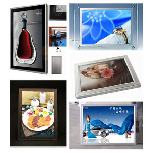 Light Box Aluminum Extrusions Display Light Box 2800 pictures & photos