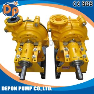 Single-Stage Structure Anti- Abrasion Centrifugal Slurry Pump pictures & photos