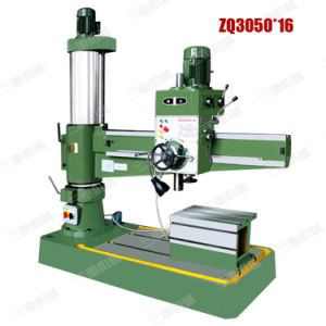 Zq3050 Metal Radial Drilling Machine for Sales
